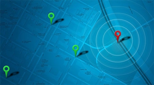 international address geocoding service