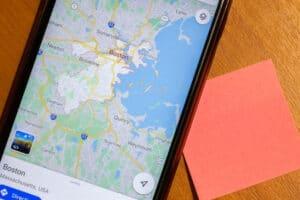 Google maps massivo