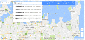 Google Maps Batch Geocoding